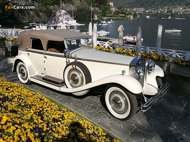 Pictures of Isotta-Fraschini Tipo 8A SS by Castagna (640 x 480)