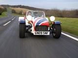 Caterham Seven Lambretta Special Edition 2010 images