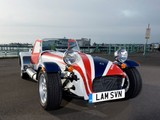 Pictures of Caterham Seven Lambretta Special Edition 2010