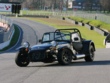 Caterham Seven Roadsport CDX Limited Edition 2008 wallpapers