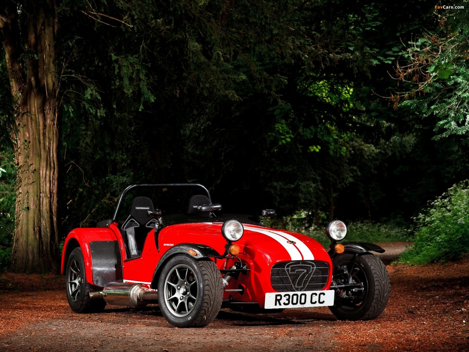 Pictures of Caterham Seven Superlight R300 2008 (1600 x 1200)