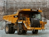 Caterpillar 773F 2006 wallpapers