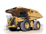 Pictures of Caterpillar 793D