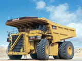 Caterpillar 797B 2002–09 wallpapers