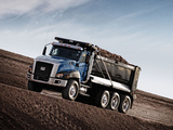 Pictures of Caterpillar CT660 Dump Truck 2011