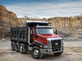 Caterpillar CT660 Dump Truck 2011 wallpapers