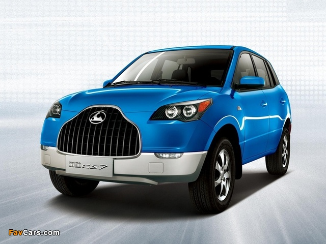 Changfeng CS7 Art 2010 photos (640 x 480)