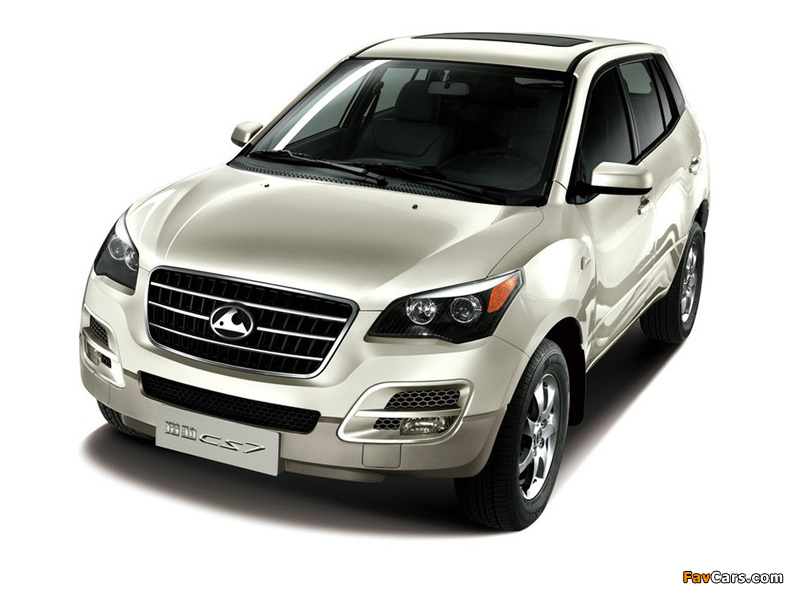 Images of Changfeng CS7 Sport 2010 (800 x 600)