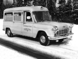 Photos of Checker Marathon Ambulance 1963–81