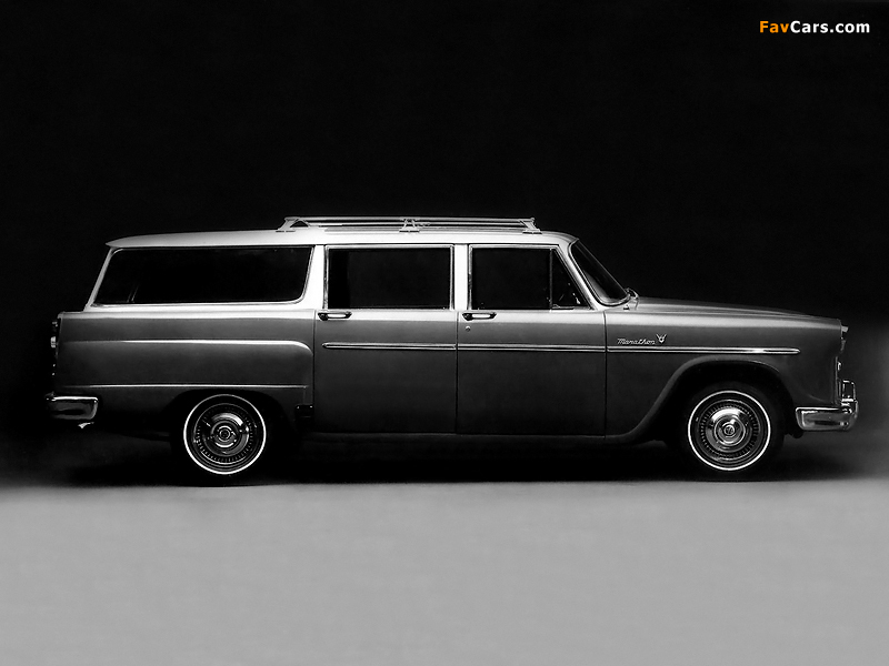 Pictures of Checker Marathon Station Wagon (A12W) 1963–68 (800 x 600)