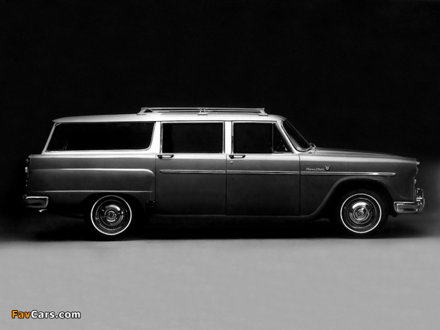 Pictures of Checker Marathon Station Wagon (A12W) 1963–68 (640 x 480)