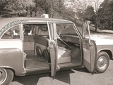 Checker Model A8 Taxi Cab 1956 wallpapers