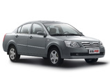 Chery A5 2006–10 pictures