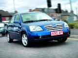 Photos of Chery A5 ISG Hybrid 2008–10