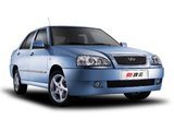 Chery Amulet (A15) 2003–10 photos