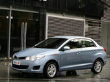 Chery Fulwin 2 Liftback (A13) 2009 pictures