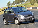 Photos of Chery J1 (A1) 2009