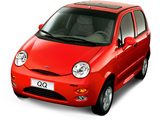 Chery QQ (S11) 2003–06 pictures