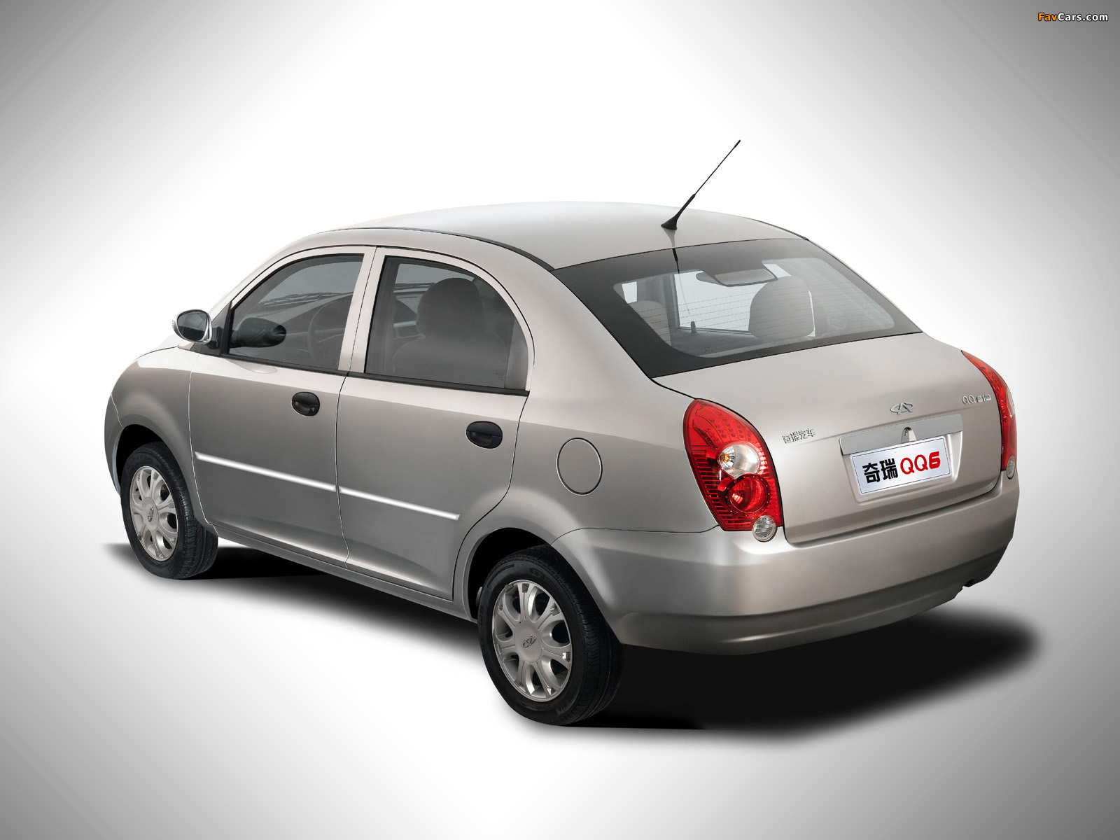 Chery QQ6 (S21) 2006–10 pictures (1600 x 1200)