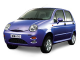 Pictures of Chery QQ (S11) 2003–06