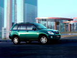 Photos of Chery Tiggo (T11) 2005–08