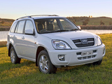 Pictures of Chery J11 (T11) 2008