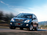 Chery Tiggo (T11) 2005–08 wallpapers