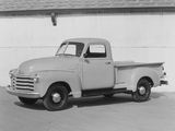 Chevrolet 3100 Pickup Truck (EP/FP-3104) 1947–48 images
