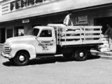 Chevrolet 3800 Stake Truck (FS-3809) 1948 photos