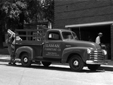 Chevrolet 3100 Pickup (GP/HP-3104) 1949–50 wallpapers