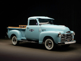 Chevrolet 3100 Pickup 1951–52 images