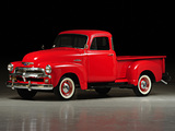 Chevrolet 3100 Pickup 1954 pictures