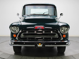 Chevrolet 3100 Stepside Pickup (3A-3104) 1957 images