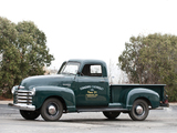 Chevrolet 3100 Pickup 1950 images