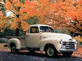 Chevrolet 3100 Pickup 1951 photos