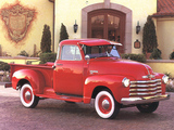 Chevrolet 3100 Pickup 1951 wallpapers
