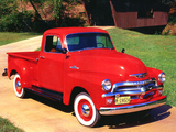 Chevrolet 3100 Pickup 1954 wallpapers