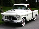 Chevrolet 3100 Cameo Fleetside 1955 photos