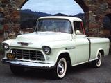 Chevrolet 3100 Cameo Fleetside 1955 pictures