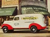 Images of Chevrolet 3600 Panel Truck (KD/KE-3605) 1940