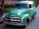 Images of Chevrolet 3100 Panel (H-3105) 1954