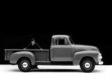 Images of Chevrolet 3600 Pickup Truck (J-3604) 1955
