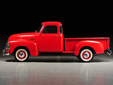 Photos of Chevrolet 3100 Pickup 1954
