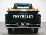 Photos of Chevrolet 3100 Stepside Pickup (3A-3104) 1957