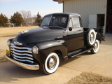 Photos of Chevrolet 3100 Pickup 1951