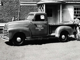 Chevrolet 3100 Pickup Truck (EP/FP-3104) 1947–48 wallpapers