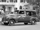 Chevrolet 3100 Canopy Express (GP-3107) 1949 wallpapers