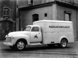 Chevrolet 4400 Chassis Cab (4403) 1949 images