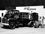 Pictures of Chevrolet 5400 COE Stake Truck (RR-5409) 1948