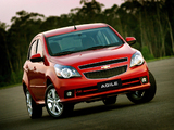 Chevrolet Agile 2010 wallpapers